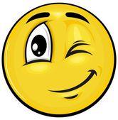 Smiley 07 — Stock Vector