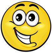 Smiley 09 — Stock Vector