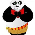 Постер, плакат: Panda Kung Fu Panda