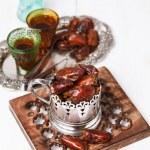 Traditional Ramadan food  — Stock Photo #49159521