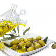Magical flavor of olives — Foto Stock #40029105
