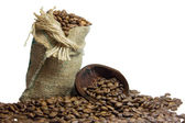 Insatiable taste of coffee to start the day — Stock Photo