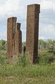 Seljuks cemetery — Stock Photo