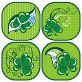 Shamrock — Stock Vector