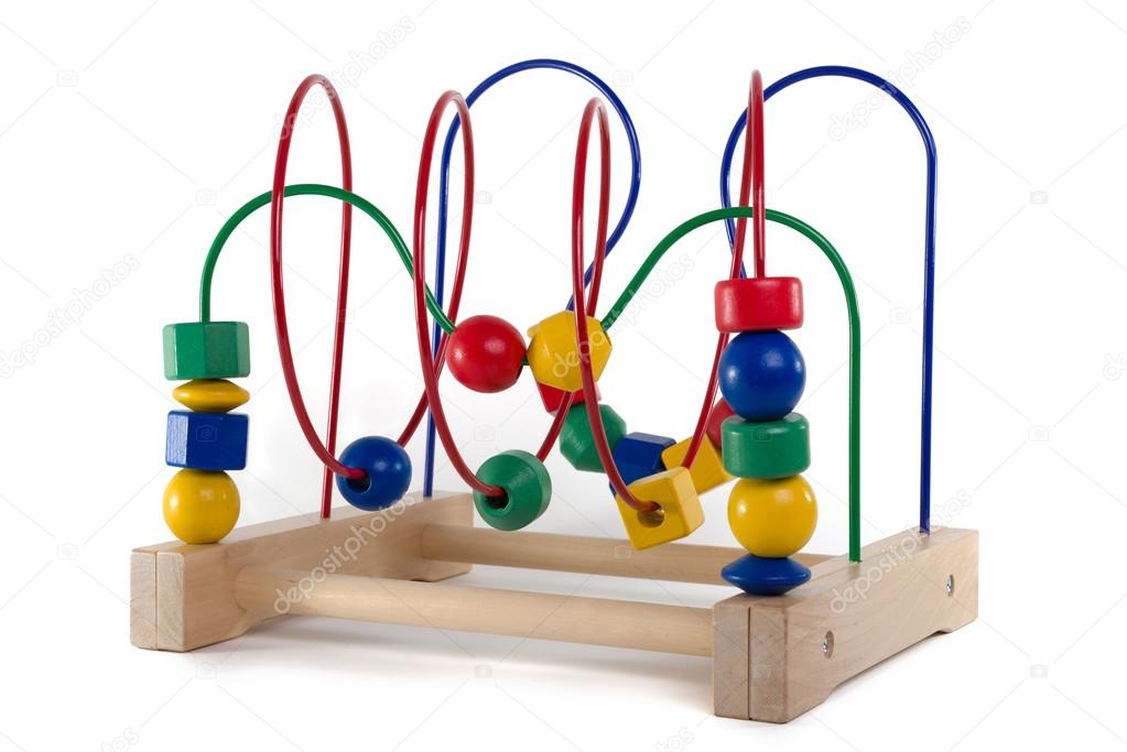 Bead Roller Coaster Bead Roller Coaster Toy With