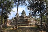 Takeo temple, Cambodia — Foto Stock