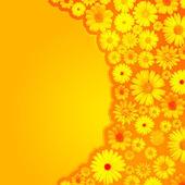 Blommönster — Stockfoto