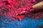 Crayon rouge — Photo