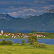 Stock Photo: Hopfensee in Bavaria