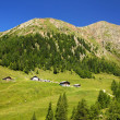 Stock Photo: Landscape in South Tirol