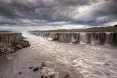 Selfoss Waterfall. — Stock Photo