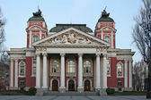 National theatre Ivan Vazov — 图库照片