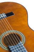 Acoustic guitar — Zdjęcie stockowe