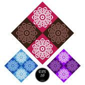 Beautiful seamless pattern — Stock Vector