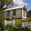 Stock Photo: Mangonui Historic Courthouse