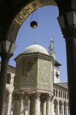Umayyad Mosque Damascus — Stock Photo