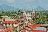 El Calvario Church in Leon, Nicaragua — Stock Photo