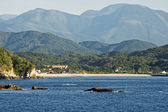 Beach in the Bays of Huatulco — Stock Photo