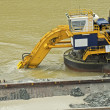 Dredging in PanamCanal — Stock Photo #40960465