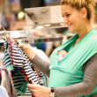 Mother and son shopping — Stock Photo #40461047