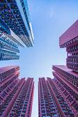 High Density Estate in Hong Kong — Stock Photo