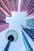 High Density Estate in Hong Kong — Stock Photo
