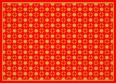 China style pattern — Stockfoto
