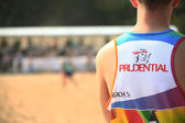 Prudential bleach 5s 2014 in Hong Kong — Foto Stock