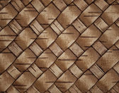 Birch bark weaving — Stock Photo
