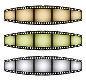 Vector illustration of film — Stock Vector