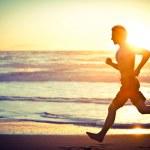 Man running — Stock Photo #40041125
