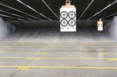 Shooting range — Stock Photo