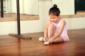 Little ballerina — Stock Photo