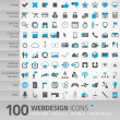 Set of universal icons for webdesign — Stock Vector #40505781