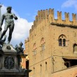 Fountain of Neptune in Bologna, Italy — Stock Photo #45899305