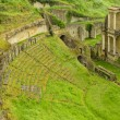 Постер, плакат: Roman theatre in the city of Volterra Italy