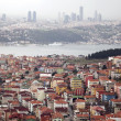 Stock Photo: View of istanbul