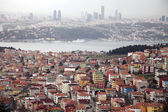 View of the istanbul — Stock Photo