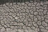 Incrinato il suolo del terreno — Foto Stock