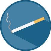 Cigarette — Stock Vector