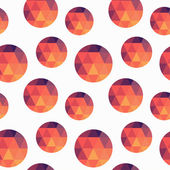 Geometryczne kształty tekstura — Wektor stockowy