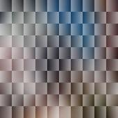 市松模様の背景 — ストック写真