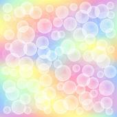 Spring pastel background — Stockvektor
