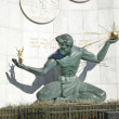 Stock Photo: Spirit Of Detroit Statue