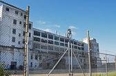 Detroit Abandoned Automotive Factory — Zdjęcie stockowe