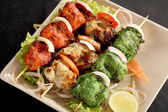 Kebab Platter — Stock Photo