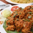 Chicken sukka - A preparation from Mangalore — Stock Photo #49827991