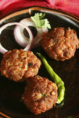 Kacche Kebab - a dish from Hyderabad — Stock Photo