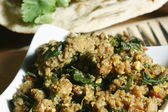 Keema methi - A hyderabadi dish — Stock Photo