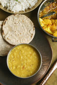 Gujarati Tuvar Dal - is a tangy and sweet dish of Gujarat — Stock Photo